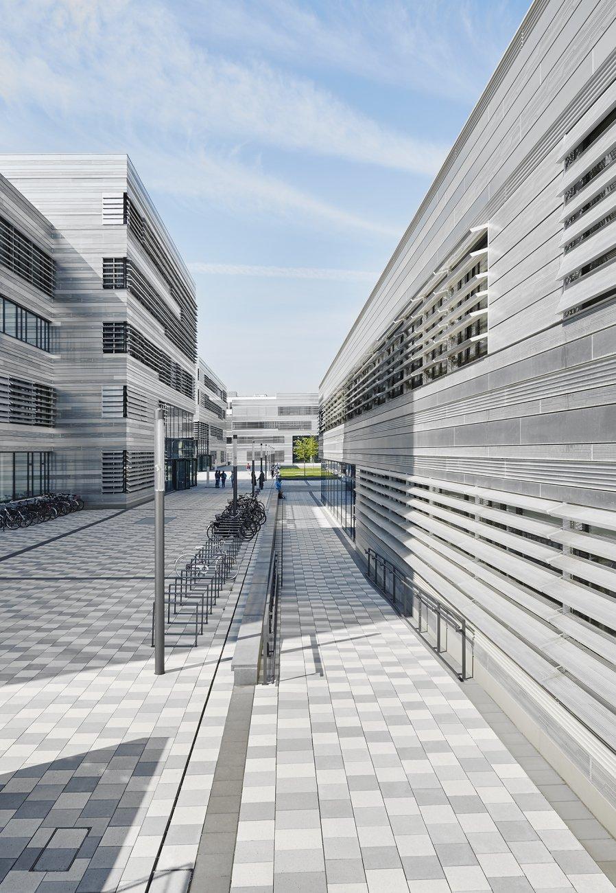 University of Applied Sciences - Campus Derendorf
