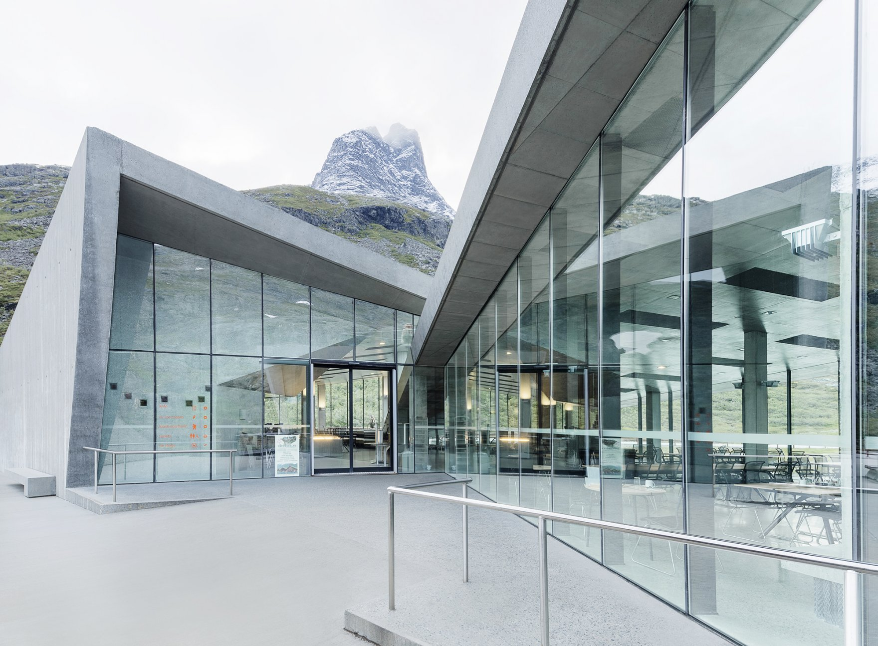 Trollstigen Visitor Centre & Viewpoint